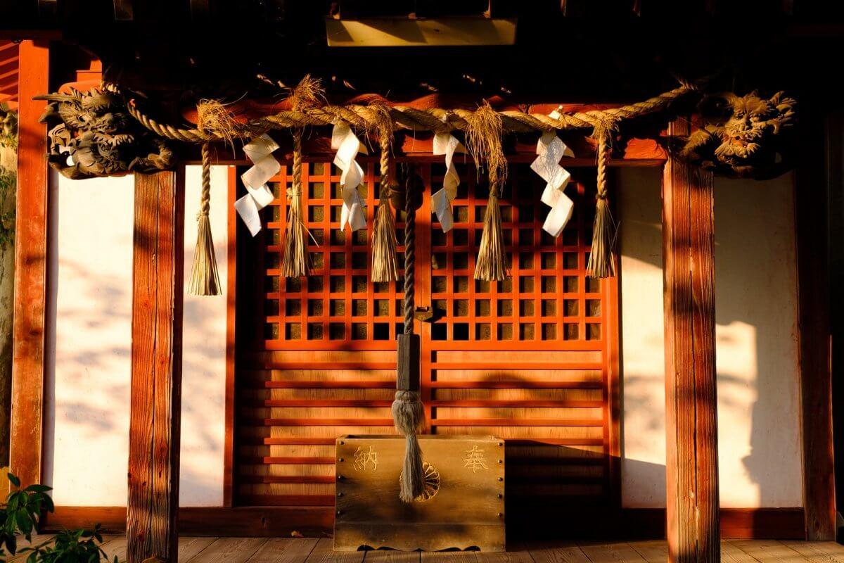 箱庭 神社