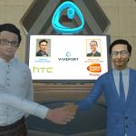 """<span class=""""title"""">HTC VIVEPORTは、バンダイナムコピクチャーズとパートナーを組み、今後誰もが知っているアニメがVRに登場します!</span>"""